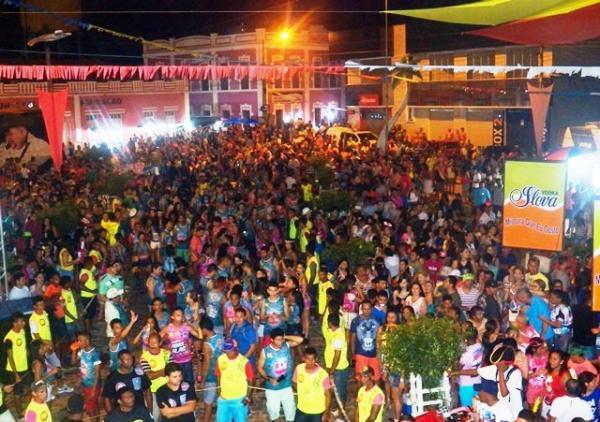 'Barras tem carnaval sim'. Confirma Carlos Monte