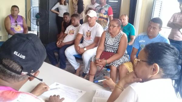 Blocos de Carnaval se reúnem e acertam detalhes com secretário de Cultura