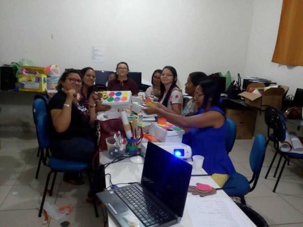 Semed realiza Oficinas multifuncionais da rede municipal de ensino para alunos com deficiência
