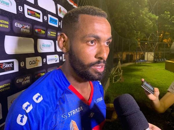 Racismo: jogador do Piauí denuncia que foi chamado de