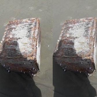 Pacotes misteriosos seguem aparecendo no litoral do PI
