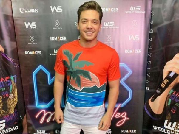 Wesley Safadão surpreende fãs com estilo e corpo mais magro em foto: 'Modelo'