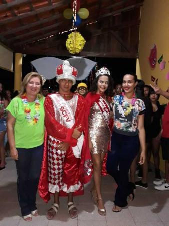 Festa da escolha do Rei e Rainha do Serviço de Convivência e Fortalecimento de Vínculos
