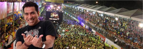 Capilé é a grande atração do Carnaval de Barras 2019, hoje no corredor da folia.