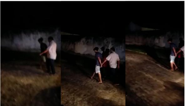 Vítima reage e domina menor acusado de assalto em Barras