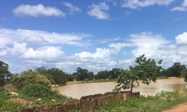 Barragem de rejeitos minerais é descoberta no Norte do Piauí