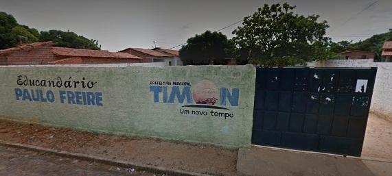 Criança invade escola e ameaça funcionários e alunos em Timon