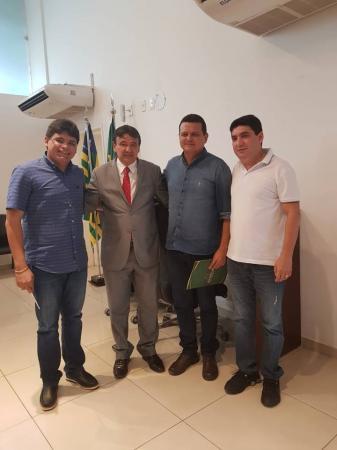 Governo do PT no Piauí anuncia retomada de rodovia PI 110 entre Barras e Miguel Alves PI