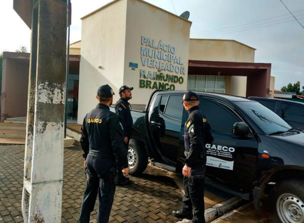 Prefeitos e empresários são alvos de operação contra fraudes no Piauí