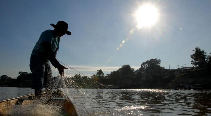 Governo federal vai atualizar cadastro de pescadores