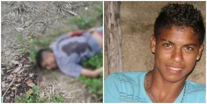 (Foto: Reprodução) - Fabrício, foi morto a tiros no final da tarde desta sexta-feira (19)
