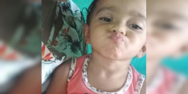 Menina de dois anos morre no Piauí após sofrer descarga elétrica ao tentar ligar aparelho de TV