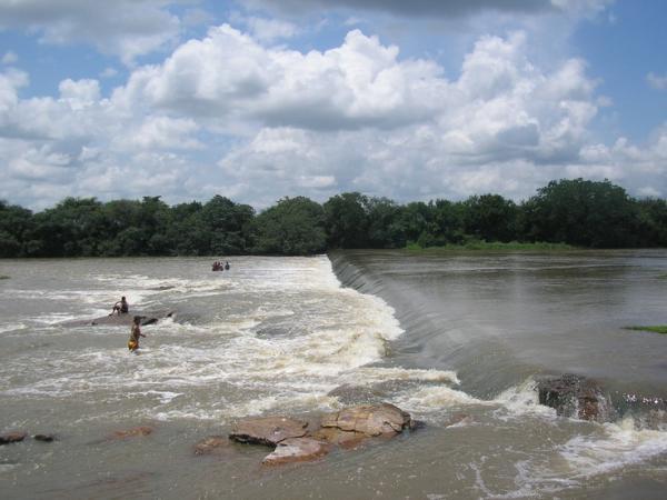 Barragem da Boa Vista - Barras Piauí
